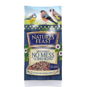 Natures Feast No Mess 12 Seed Blend