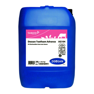 Deosan Teatfoam Advance Pre & Post Spray