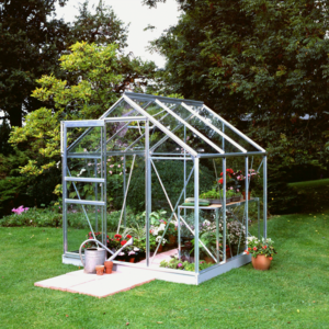 Popular 66 Aluminium Glasshouse