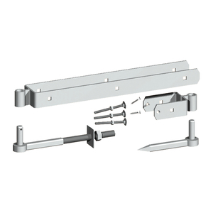 Double Strap Hinge Set Woodford