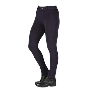 Saxon Ladies Jodhpurs -Navy