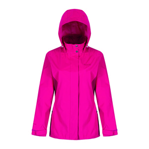 Daysha Womens Waterproof Jacket Duchess Cerise