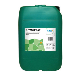 Novo Spray RTU Milking Teat Disinfectant