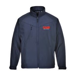 GAIN Oregon Mens Softshell Jacket